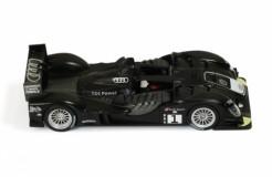 AUDI R15 TDI #1 Test Car 2009 Black (Scale: 1/43)