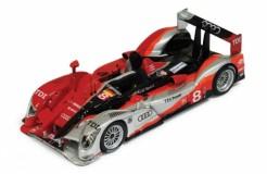 AUDI R15 TDI #8 - 2nd LMP1 Le Mans 2010