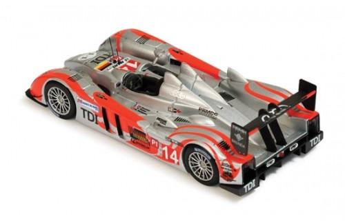 AUDI R10 TDI #14 - LMP1 Le Mans 2010