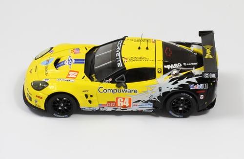Corvette C6 ZR1 #64 - LMGT2 Le Mans 2010