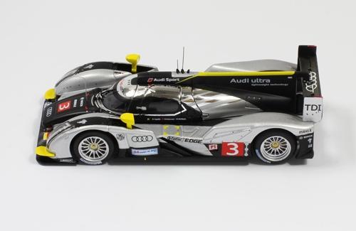 AUDI R18 TDI #3 - LMP1 Le Mans 2011