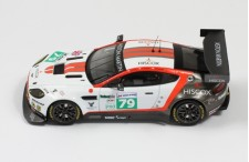 ASTON Martin V8 Vantage #79 - Le Mans 2011