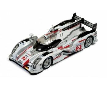 AUDI R18 E-TRON Quattro #2 R.Capello - T.Kristensen - A.McNish 24H Le Mans LMP1 2012