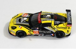Chevrolet Corvette C6 Zr1 #73 Taylor-Garcia-Magnussen 24H Le Mans 2012 LMGTE PRO