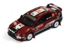 MITSUBISHI Lancer Evo X #59 - Rally Japan 2008 (LHD)