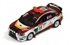 MITSUBISHI Lancer Evo X #00 - Rally Japan Safety Car 2008 (RHD)