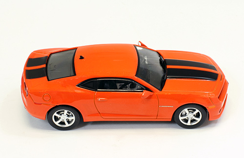 CHEVROLET CAMARO - Metalic Orange with Black stripes - 2012