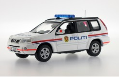 NISSAN X-TRAIL 2006 - Norway Police Car