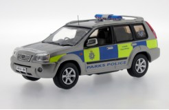 NISSAN X-TRAIL Kensington and Chelsea Parks Police