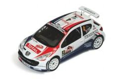 PEUGEOT 207 S2000 #4 - Winner Rally Monte Carlo 2011