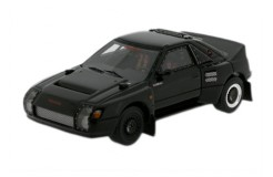 Toyota MR2 Gr. B - Black - 1986