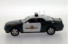 DODGE Challenger SRT8 - Broward County Sheriff - 2009
