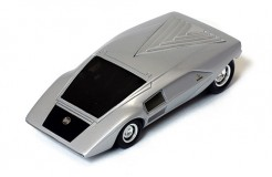 Lancia Stratos Zero Prototype - 1970