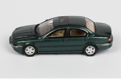 JAGUAR X-Type Dark - Green - 2004