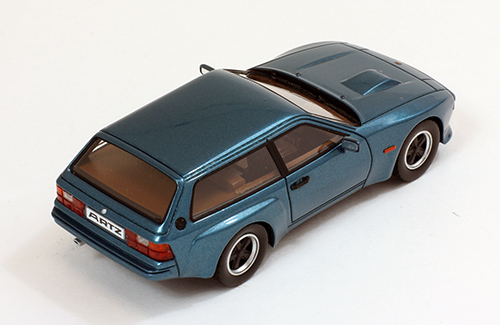 PORSCHE 924 Turbo Kombi by ARTZ - 1981