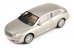 BENTLEY CONTINENTAL FLYING STAR 2010 GREY