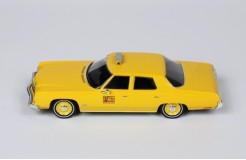 Chevrolet Bel Air - New York Taxi - 1973