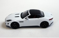 Jaguar F-Type V8 S White with Soft Top 2013