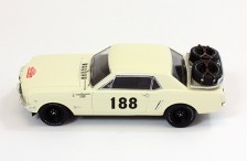 FORD Mustang #188 - Rallye Monte Carlo - 1965