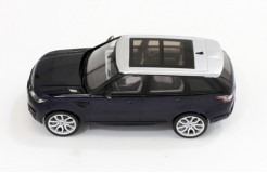 RANGE ROVER Sport - Blue with Silver Roof - 2014