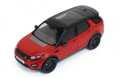 LAND ROVER Discovery Sport - Red - 2015