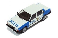 VOLVO 740 Turbo - Stockholm Police - 1985
