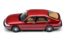 SAAB 900 V6 1994 Dark Red Metallic