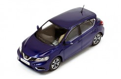 NISSAN PULSAR 2015 Metallic Blue