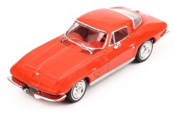 CHEVROLET STING RAY Sport Coupe 1964 Red