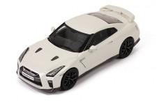 NISSAN GT-R 2017 Pearl White