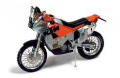 KTM LC8 Fabrizio Meoni Winner Dakar 2002