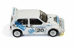 MG METRO 6R4 #20 - RAC Rally 1986