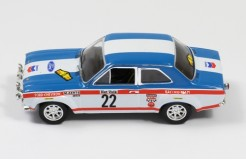 FORD Escort MKI #22 1600TC - Winner Ypres 1970