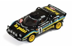 LANCIA Stratos HF #4 - Rally Monte Carlo 1981