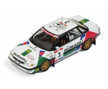 SUBARU Legacy #3- Tour de Corse 1991