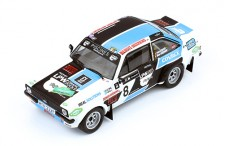 FORD ESCORT RS MKII #8 P.Snijers - E.Eggermont  Legend Boucles de Spa 2014