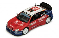 CITROEN XSARA WRC #1 S.LOEB-D.ELENA WINNER RALLY MONTE CARLO 2005 WITHNIGHT LIGHTS