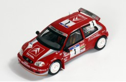 CITROEN SAXO S1600 Kit Car #1 A.Araujo - M.Ramalho Winner Rally Portugal 2004