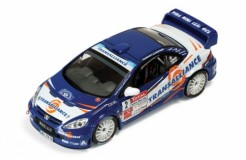 PEUGEOT 307 WRC #2 - Winner Rally Cevennes 2007