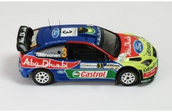 FORD Focus RS 07 WRC #3 Winner Rally Jordan 2008