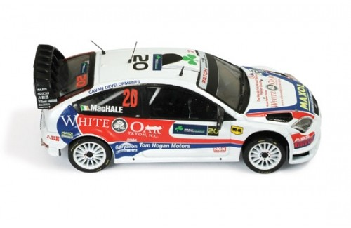 FORD Focus WRC #20 - 11th Rally Ireland 2009