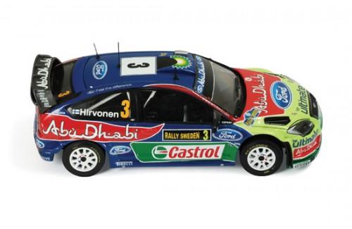 FORD Focus WRC #3 - Winner Rally Sweden 2010