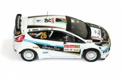 FORD Fiesta S2000 #26 - 4th S-WRC Rally Portugal 2010