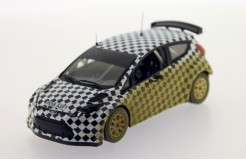 FORD Fiesta S2000 Test Car 2009