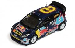 FORD Fiesta RS WRC #4 - Bologna MotorShow 2011