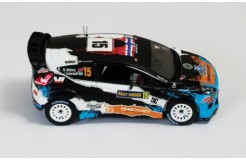 FORD Fiesta RS WRC #15 - 3rd Rally Sweden 2012