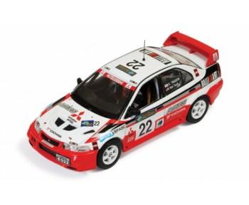 MITSUBISHI Lancer Evo VI - Rally of China 1999