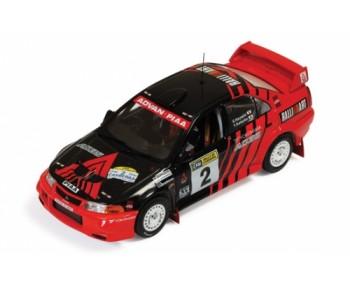 MITSUBISHI Lancer Evo VI - Winner Rally of Canberra 1999