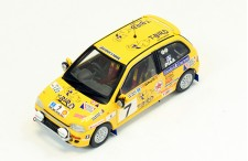 SUBARU Vivio RX-R #7 P.Njiru - Winner Rally Safari - 1993