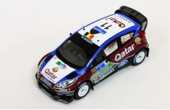 FORD FIESTA RS WRC #11 T.Neuville-N.Gilsoul RALLY MEXICO 2013